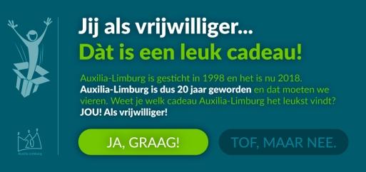 Vrijwilliger Auxilia-Limburg